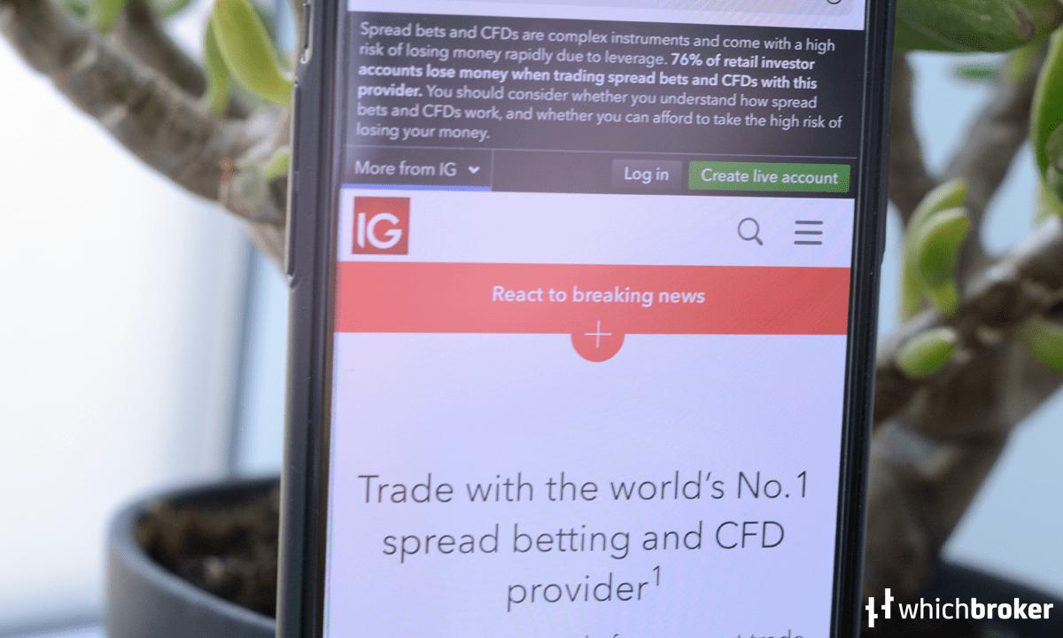 IG Index Review