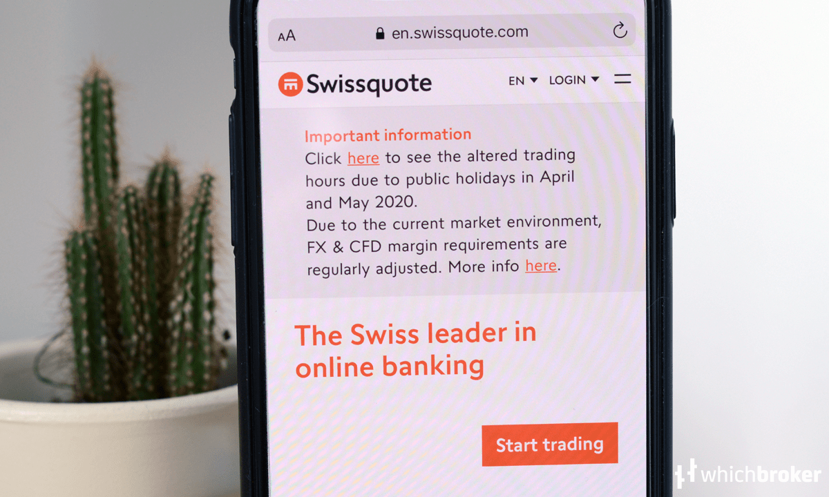 Swissquote Review