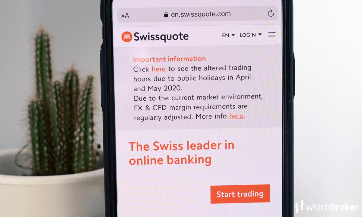 Swissquote Review