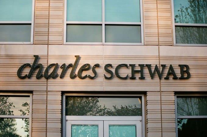 Charles Schwab, schwab stock slices