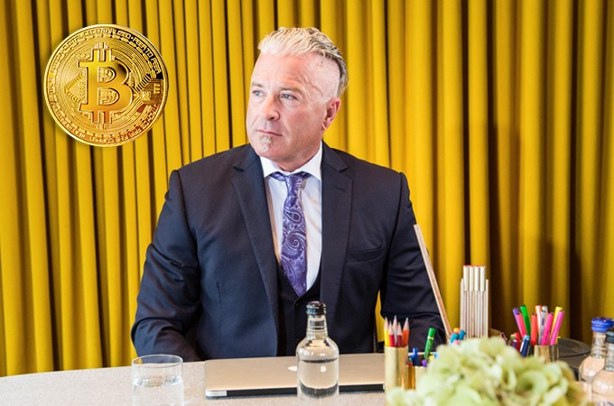 calvin ayre Crypto Exchange
