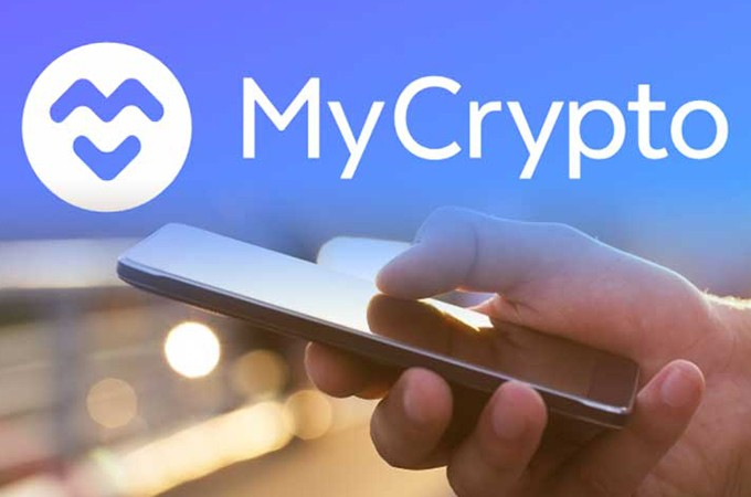 Crypto Wallet on iPhone