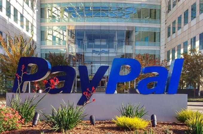 Paypal Invests Blockchain