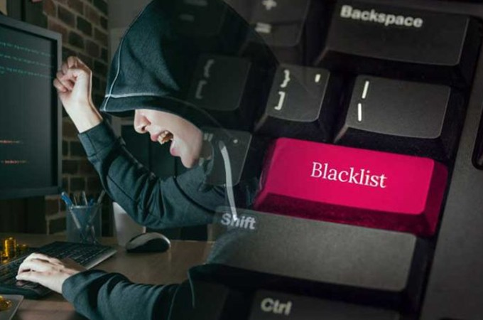 Cryptocurrency Traders Blacklist