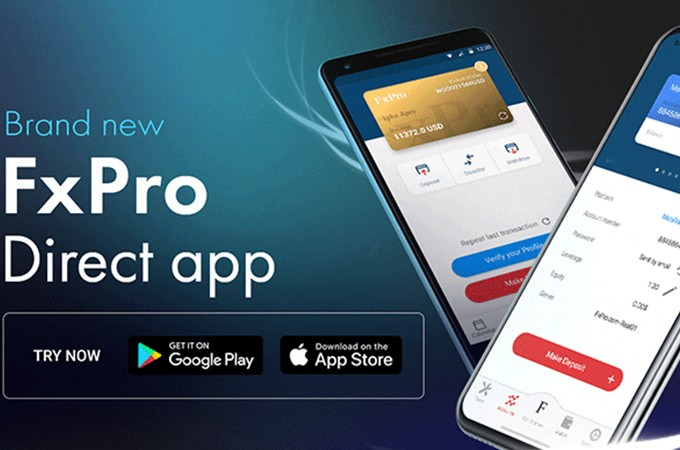 FXPro launch their new App – FXPro Direct