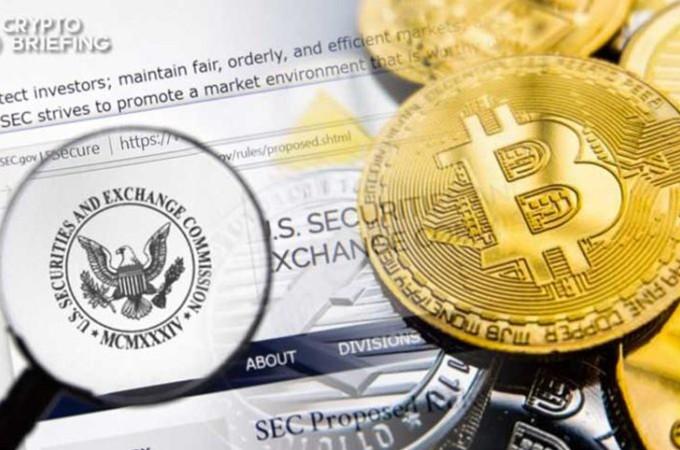 SEC US Crypto