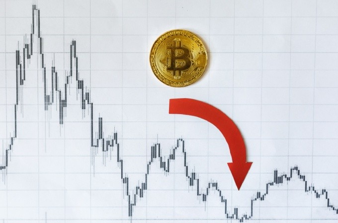Bitcoin Rollercoaster is back – $1,700 drop in 15 minutes