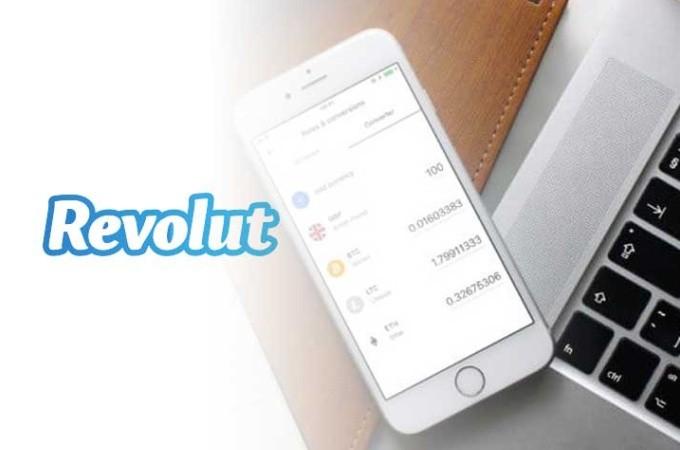 Revoluts Launches Crypto App