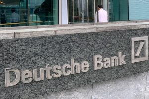 Deutsche Bank, interbank information network