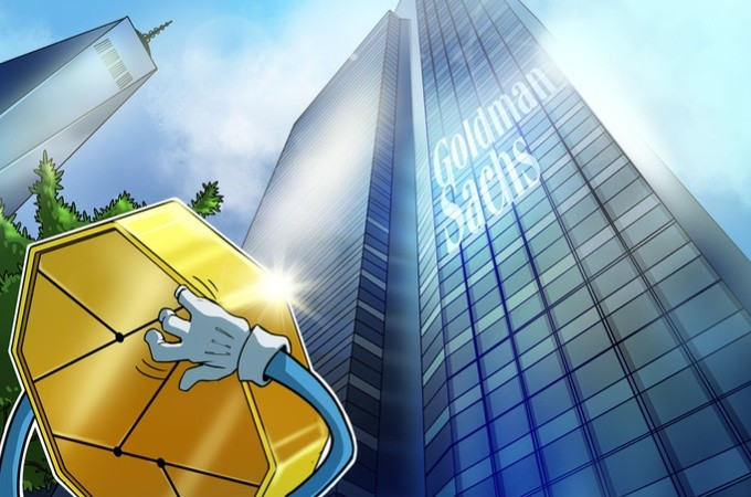 Goldman Sachs Developing A Crypto Coin