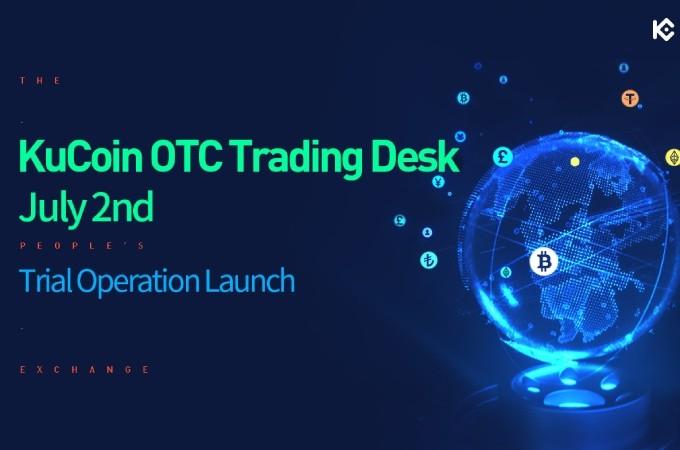 KuCoin otc trading desk