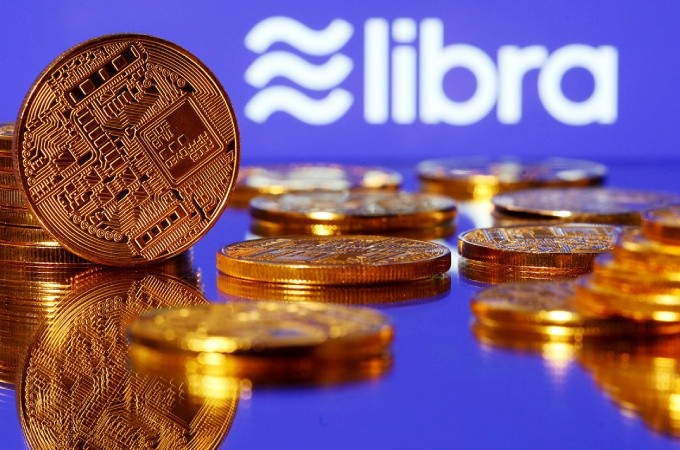 cryptocurrency basket, Libra Business Model, swiss finance authority