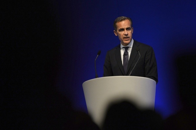 IMF Bank Looks At Mark Carney As New Head