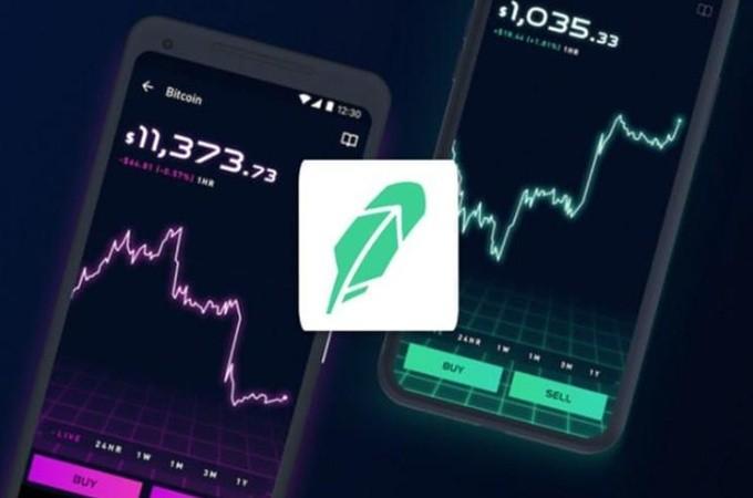 robinhood international ltd, Robinhood Crashes, trading app, series f funding