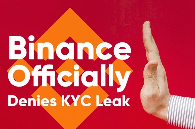 Binance Denies KYC Data Leak