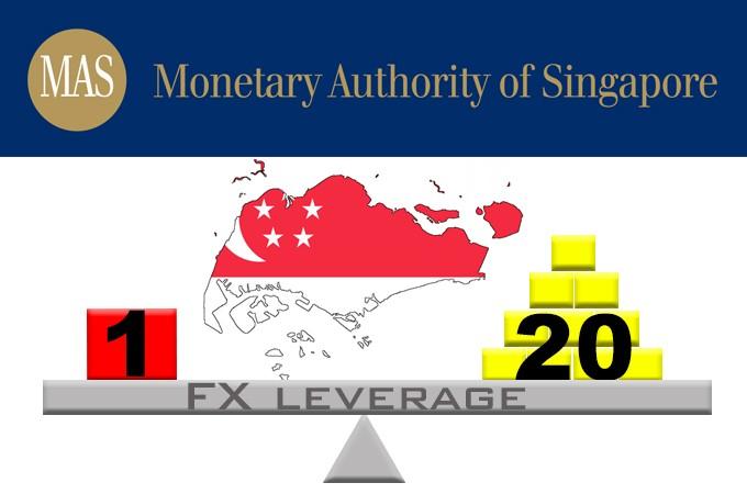 monetary authority of singapore, FX Leverage