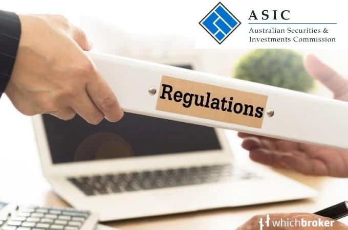 ASIC Regulation Changes