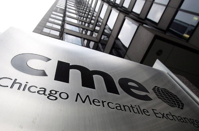 CME Group Trading Volumes Decrease Q3