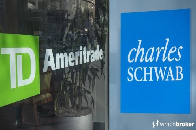 Charles Schwab and TD Ameritrade