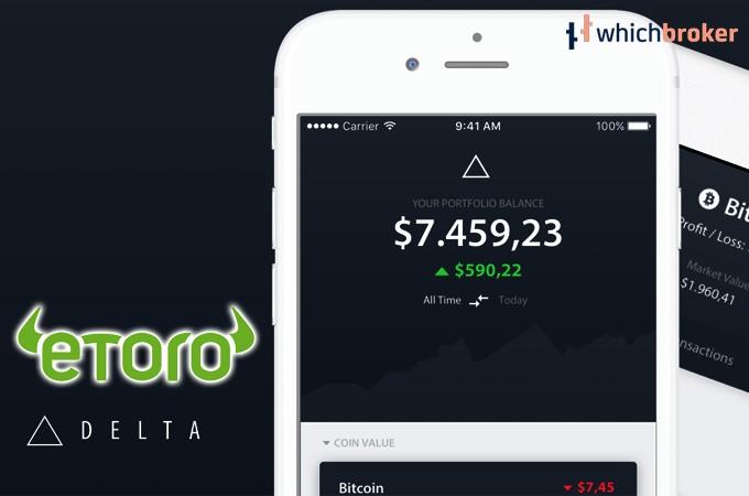ETORO acquires Delta