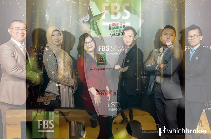 FBS Brokerage Receives CopyTrade Applications Award