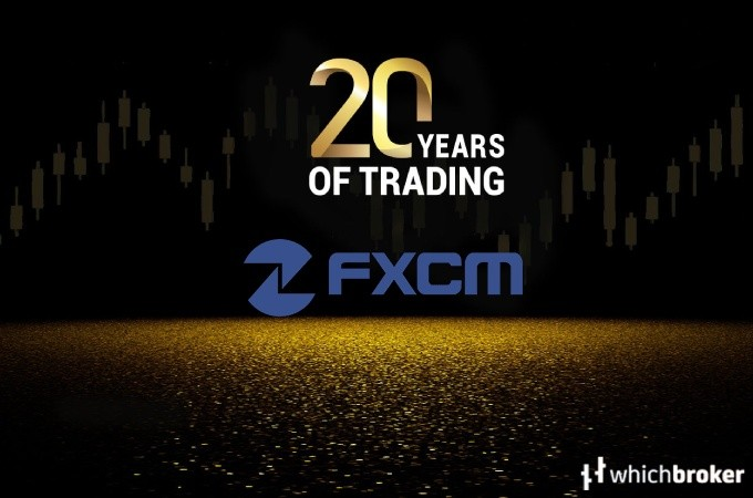 FXCM Celebrates 20 Years in Operation