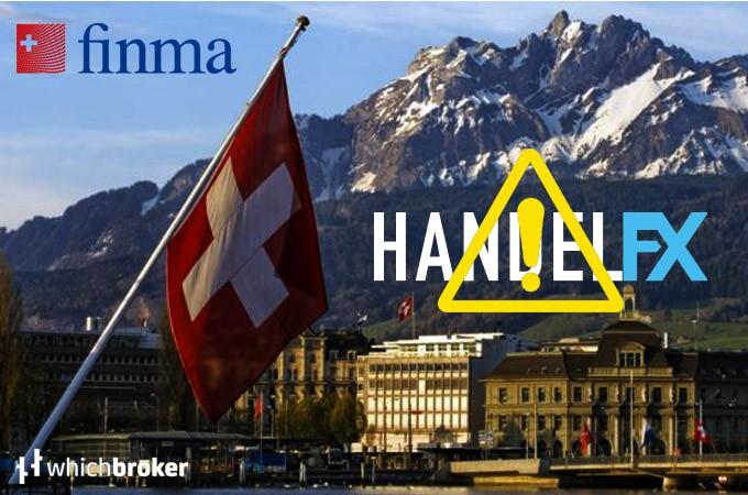 HandelFX Blacklisted By Swiss Authority