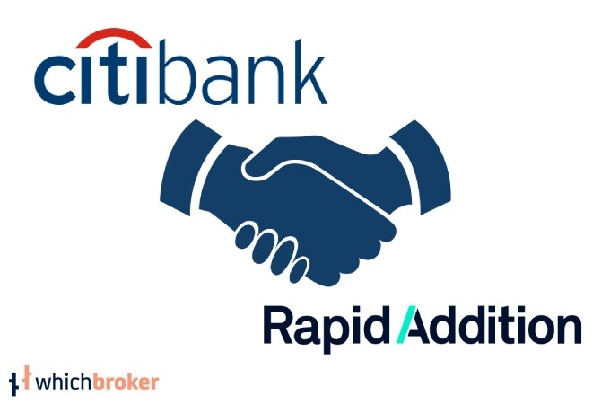 CitiBank And Rapid Addition Join Forces