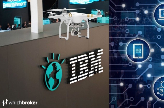 IBM Preventing Drone Theft With Blockchain Technology