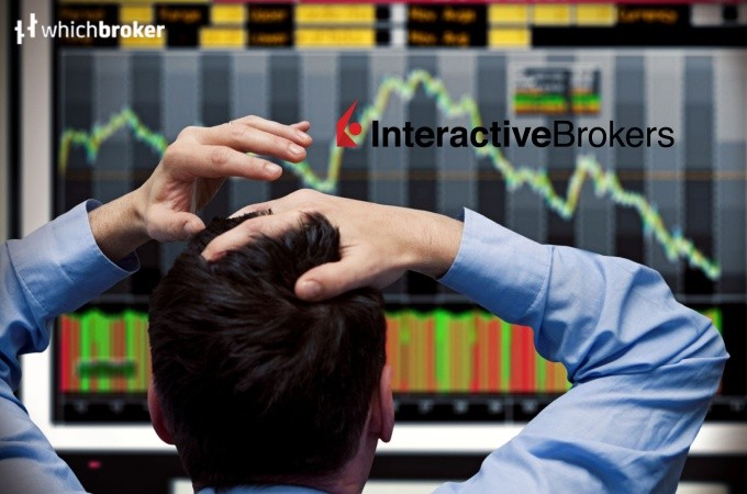Interactive Brokers Reports Losses