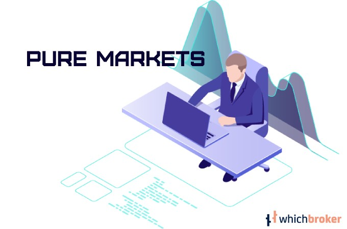 pure markets, blockchain security