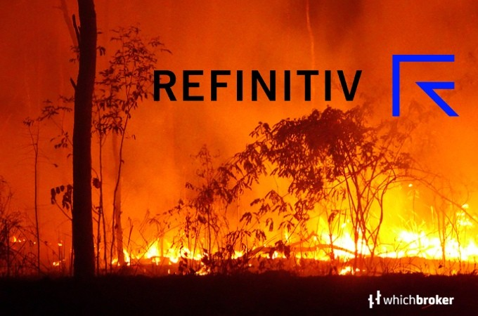 Refinitiv Donating Brokerage Fees to Australian Bushfires