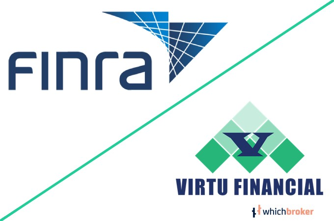FINRA hits Virtu