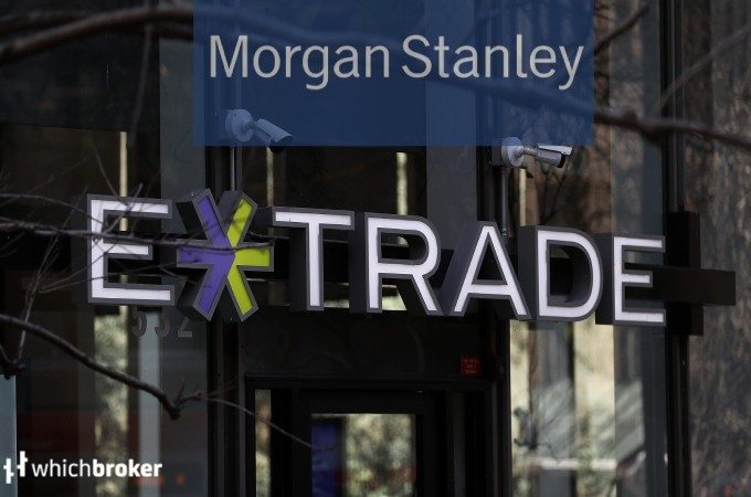 Morgan Stanley Acquiring E*Trade