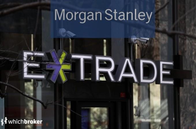 etrade financial corp, morgan stanley group