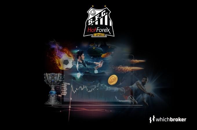 HotForex And Santos FC Partner Up