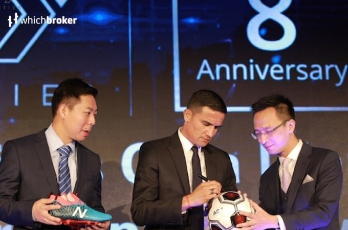 Partnership Announced Between Football Star Tim Cahill and ACY Securities