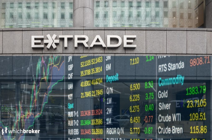 ETrade Releases Monthly Report for February