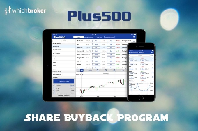 Plus500 Publishes Share Buyback Program Details