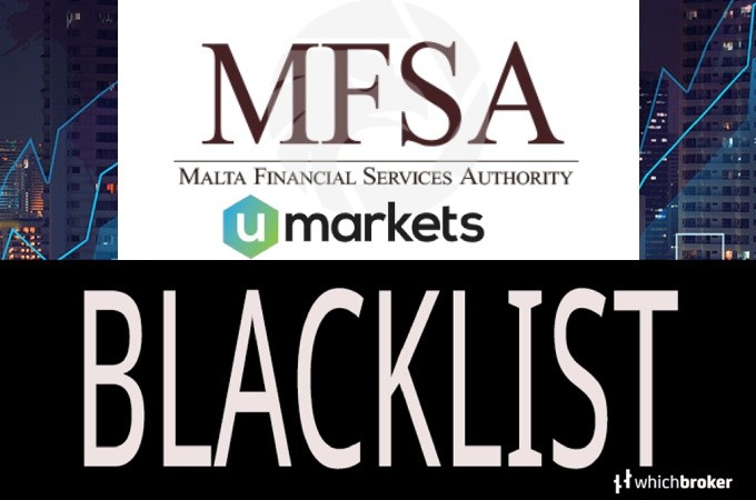 malta financial services authority Blacklists UMarkets