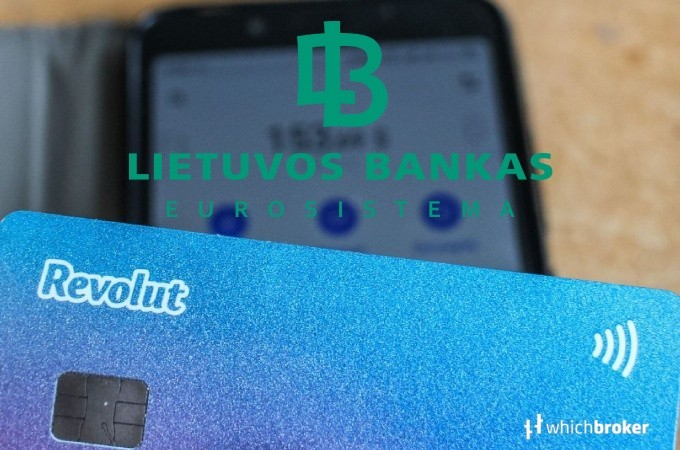 Revolut Launches Lithuania Bank