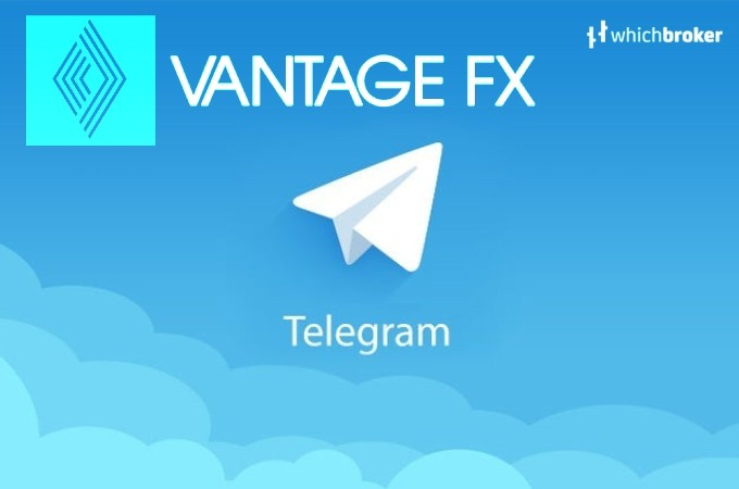 Vantage FX Launches Telegram Channel
